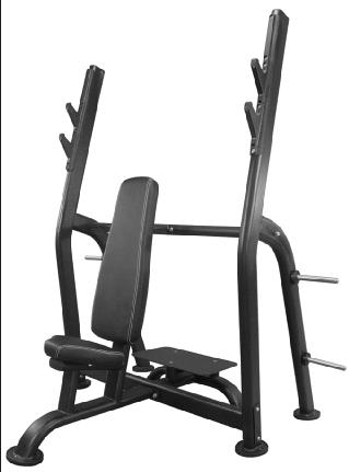 奥龙匹克坐姿推肩训练椅